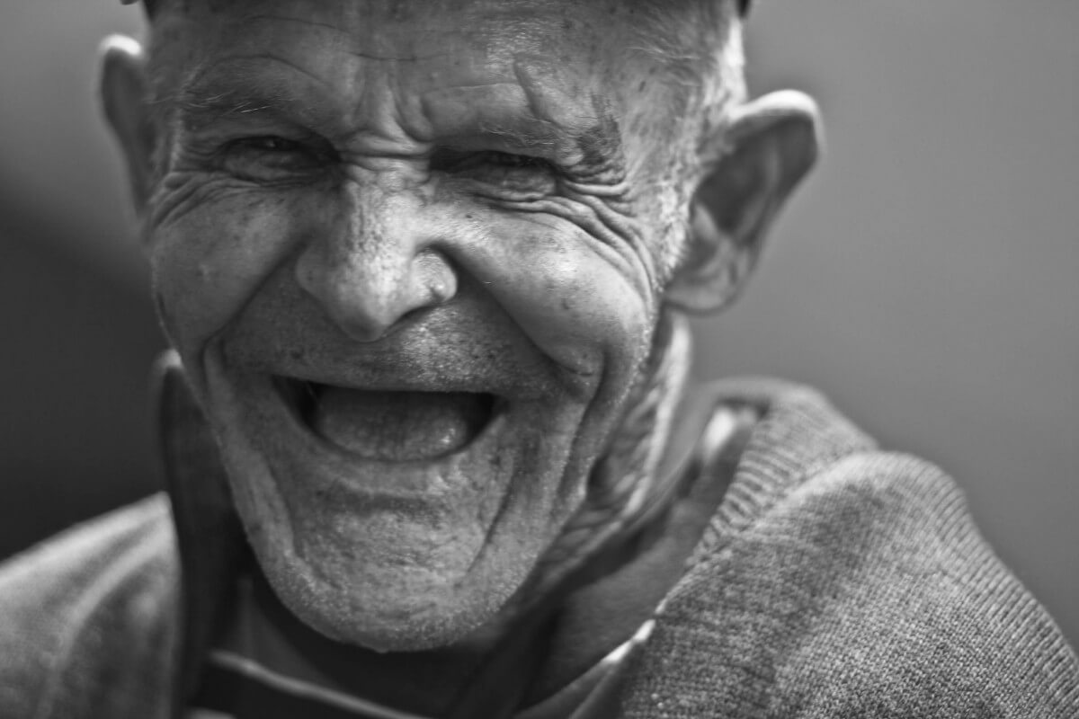 Think Like An Old Person To Be Happy