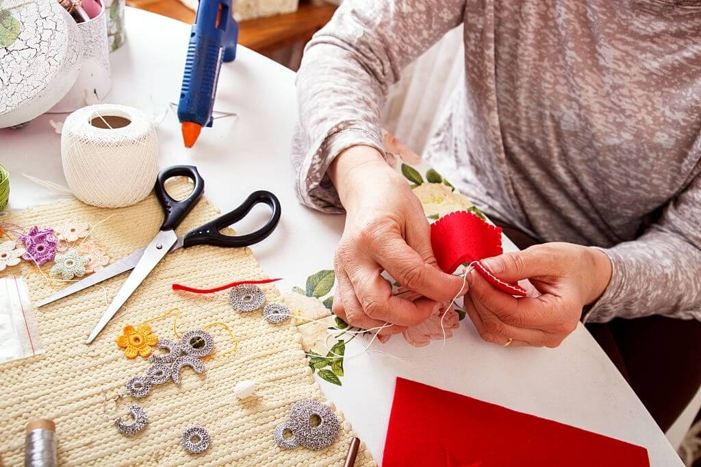 best art and craft ideas for elderly