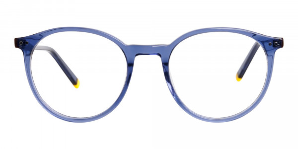 blue color frames for older