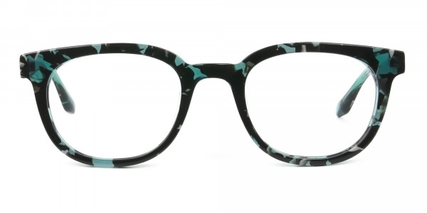 thik rimmed glasses