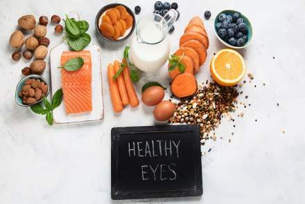 vitamins for healthy eyes