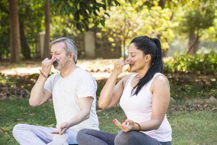 yoga to boost the immune system for older adults
