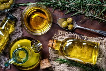 Olive oil and its type and benefits
