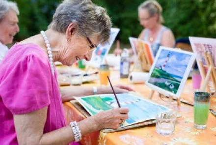 Elderly Hobbies and Games